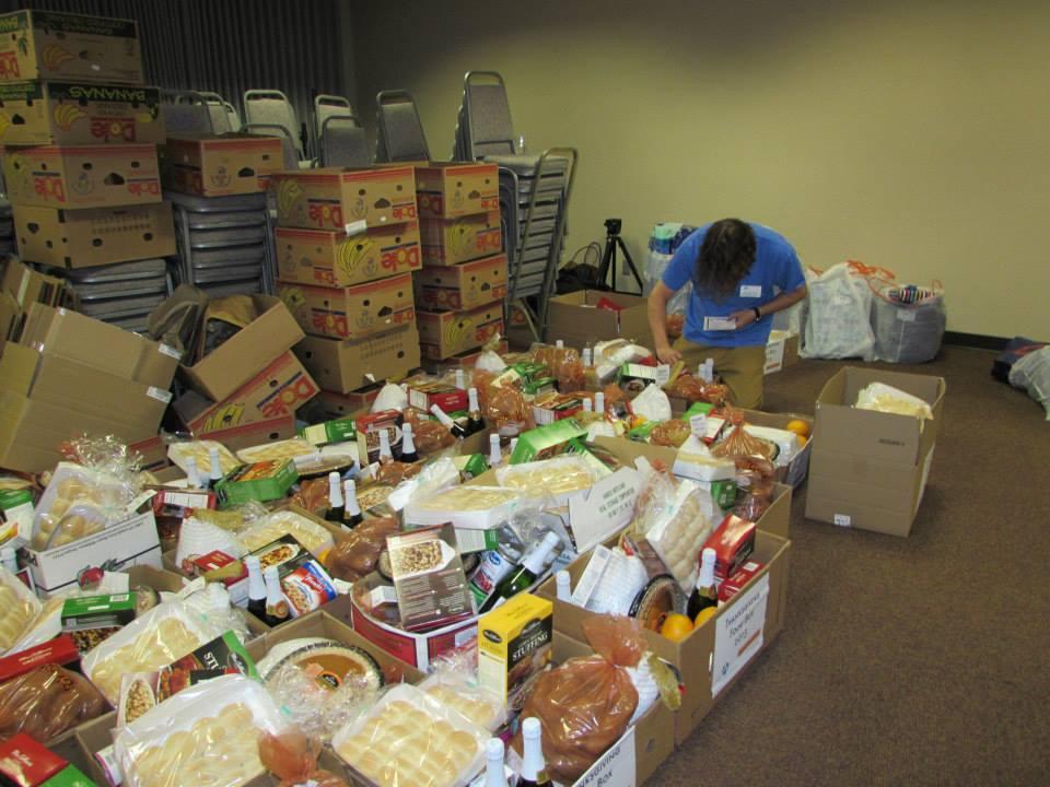 Oregon Food Bank Drop Off
